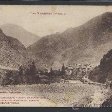 Postales: ANDORRA - 1046 - SAN JULIA DE LORIA... - LABOUCHE - (11.472). Lote 33905966
