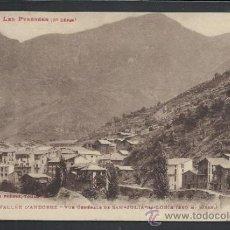 Postales: ANDORRA - 1049- VUE GENERALE DE SAN JULIA DE LORIA - LABOUCHE - (11.475). Lote 33907070