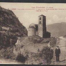 Postales: ANDORRA - 1010 - CHAPELLE ROMANE DE SAN JOAN DE CASSELAS - LABOUCHE - (11.486). Lote 33908257