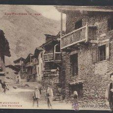 Postales: ANDORRA - 1012 - CAMILLO - LA RUE PRINCIPALE - LABOUCHE - (11.488). Lote 33908302