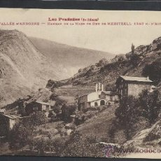 Postales: ANDORRA - 1014 - HAMEAU DE LA MARE DE DEU DE MERITXELL.... - LABOUCHE - (11.490). Lote 33908575