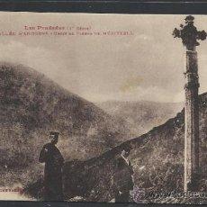 Postales: ANDORRA - 1016 - CROIX DE PIERRE DE MERITXELL - LABOUCHE - (11.492). Lote 33908737