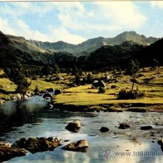 Cartoline: ANDORRA - VALL D'ENVALIRA - POSTAL CERCLE DES PESSONS. Lote 33958336