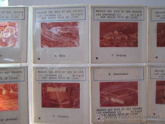 Postales: ENCYCLOPÉDIE VISUELLE, FRANCE DES ROIS ET DES GRANDS: LES CHATEAUX (I): AUS BEAUX PAYS DE LOIRE. ARM - Foto 3 - 34072892