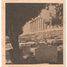 Postales: LOTE 11 ANTIGUAS POSTALES DE GRECIA. SOCIETE D`EDITION LES BELLES LETTRES.. Lote 34381651