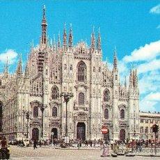 Postales: MILANO, IL DUOMO - ED. LUIGI - SIN CIRCULAR. Lote 34692601