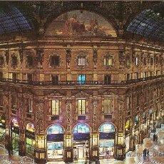 Postales: MILANO, GALLERIA VITTORIO EMANUELE - ED. LUIGI SCROCCHI - SIN CIRCULAR. Lote 34692664