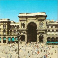 Postales: MILANO, GALLERIA VITTORIO EMANUELE - ED. LUIGI SCROCCHI - SIN CIRCULAR. Lote 34692691