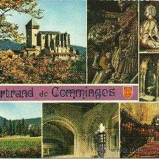 Postales: SAINT BERTRAND DE COMMINGES - ESCRITA - 1976. Lote 34707393