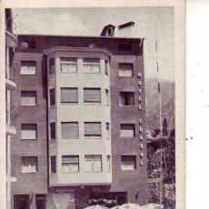 Postales: ANDORRA LA VELLA - HOTEL CONSUL. Lote 34919275