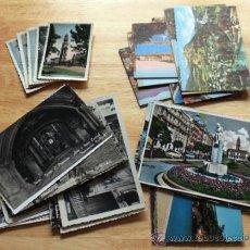 Postales: LOTE DE POSTALES DE OPORTO Y FRANCIA. AÑOS 50.. Lote 34945140