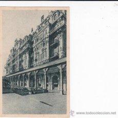 Postales: GENOVA GRAND HOTEL MIRAMARE (S.A.T.A.) (SIN CIRCULAR). Lote 34973347