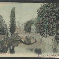 Postales: BRUGES - LE QUAI DES MARBRIERS - SERIE11 - Nº 142 - EDITEUR ALBERT SUGG - (12.220) . Lote 35065307