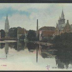 Postales: BRUGES - LAC D´AMOUR - SERIE11 - Nº 383 - EDITEUR ALBERT SUGG - (12.232) . Lote 35065462