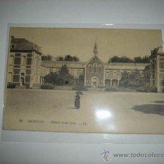 Postales: POSTAL ANTIGUA FOTOGRAFÍA DE BAYONNE - HOSPITAL SAINT-LÉON. Lote 35609911
