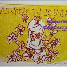 Postales: POSTALES HOLANDA - FLORES DE AMOR A LAS PERSONAS - POSTAL (HI). Lote 35662953
