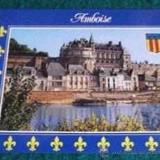 Postales: FRANCIA-V10-NO ESCRITA-AMBOISE. Lote 35899168