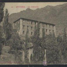 Postales: ANDORRA - 11 - LA TABACALERA - ED. LA MARAVILLA - (13.408). Lote 35921546
