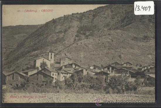 ANDORRA - 21 - ORDINO - ED. LA MARAVILLA - (13.409) (Postales - Postales Extranjero - Europa)