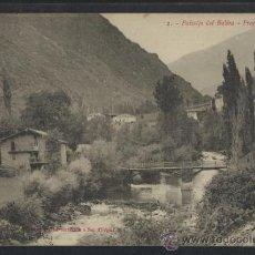 Postales: ANDORRA - 2 - PAISAJE DEL BALIRA PROP LA FARGA - ED. LA MARAVILLA - (13.410). Lote 35921565