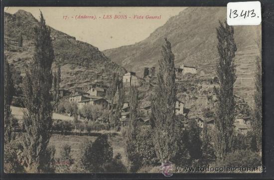 ANDORRA - 17 - LES BONS VISTA GENERAL - ED. LA MARAVILLA - (13.413) (Postales - Postales Extranjero - Europa)