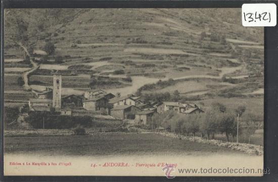 ANDORRA - 14 - PARROQUIA D´ENCAMP - ED. LA MARAVILLA - (13.421) (Postales - Postales Extranjero - Europa)
