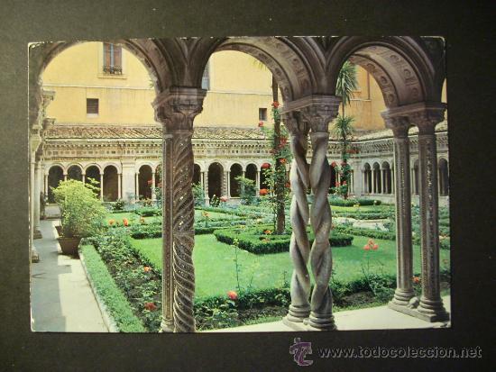 907 ITALIA ITALY LAZIO ROMA ROME POSTCARD POSTAL AÑOS 60 - TENGO MAS POSTALES (Postales - Postales Extranjero - Europa)