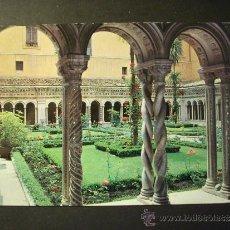 Postales: 907 ITALIA ITALY LAZIO ROMA ROME POSTCARD POSTAL AÑOS 60 - TENGO MAS POSTALES. Lote 35967417