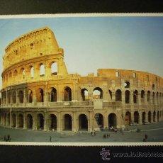 Postales: 911 ITALIA ITALY LAZIO ROMA ROME COLISEO COLOSSEUM POSTCARD POSTAL AÑOS 70/80 - TENGO MAS POSTALES. Lote 35967584