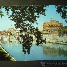 Postales: 917 ITALIA ITALY LAZIO ROMA ROME POSTCARD POSTAL AÑOS 60/70 - TENGO MAS POSTALES. Lote 35978968