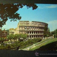 Postales: 918 ITALIA ITALY LAZIO ROMA ROME COLISEO COLOSSEO POSTCARD POSTAL AÑOS 60/70 - TENGO MAS POSTALES. Lote 35979001