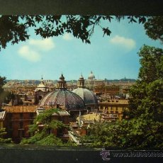 Postales: 922 ITALIA ITALY LAZIO ROMA ROME PANORAMA POSTCARD POSTAL AÑOS 60/70 - TENGO MAS POSTALES. Lote 35979082