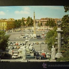 Postales: 924 ITALIA ITALY LAZIO ROMA ROME PANORAMA DAL PINCIO POSTCARD POSTAL AÑOS 60/70 - TENGO MAS POSTALES. Lote 35979103