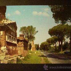 Postales: 925 ITALIA ITALY LAZIO ROMA ROME VIA APPIA ANTICA POSTCARD POSTAL AÑOS 60/70 - TENGO MAS POSTALES. Lote 35979130