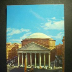 Postales: 936 ITALIA ITALY LAZIO ROMA ROME IL PANTEON POSTCARD POSTAL AÑOS 60/70 - TENGO MAS POSTALES. Lote 35979427