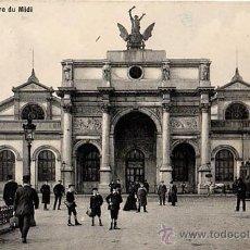 Postales: 19 POSTALES. BRUSELAS. GRANDS MAGASINS DE LA BOURSE EDITEURS.. Lote 36002366
