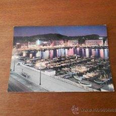 Postales: ANTIGUA POSTAL DE MARSELLA. LE QUAI DES BELGES ET LE PORT. 1962. CICULADA.. Lote 36156583