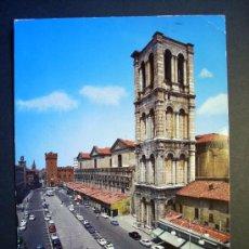 Postales: 2431 ITALIA ITALY FERRARA POSTCARD POSTAL AÑOS 60/70 CIRCULADA - TENGO MAS POSTALES. Lote 36176323