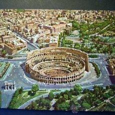 Postales: 2448 ITALIA ITALY LAZIO ROMA ROME COLISEO COLOSSEO POSTCARD POSTAL AÑOS 60/70 - TENGO MAS POSTALES. Lote 36177041