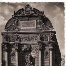 Postales: ** Z1723 - PARIS - FUENTE SAINT - MICHEL - SIN CIRCULAR. Lote 36622699