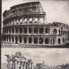 Postales: ROMA.- LOTE DE 3 POSTALES.. Lote 36638819