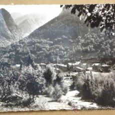 Postales: VALLS D'ANDORRA. LES ESCALDES. VISTA PARCIAL. (CLAVEROL). Lote 36708048