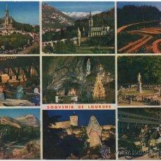 Postales: LOURDES. Lote 36746334
