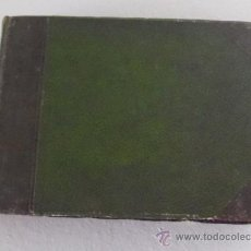 Postales: ANTIGUO ALBUM DE POSTALES DE ITALIA. Lote 36758118