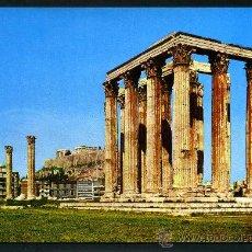 Postales: POSTAL DE GRECIA ( OLÍMPIA EL TEMPLO DE ZEUS ) . Lote 36823471