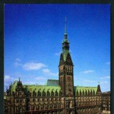Postales: POSTAL DE ALEMANIA ( AYUNTAMIENTO DE HAMBURGO ) . Lote 36823890