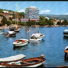 Postales: POSTAL DE BELGICA (CROACIA - HOTEL EMBAJADOR ) . Lote 36826572