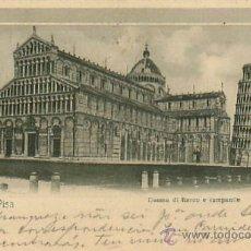 Postales: PISA. Lote 36949993