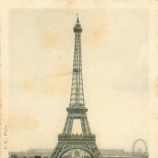 Postales: PARIS TOUR EIFFEL. Lote 36956664