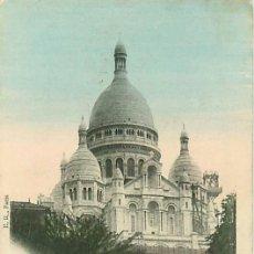 Postales: PARIS SACRE COEUR. Lote 36961183